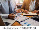administrator business man... | Shutterstock . vector #1304074183