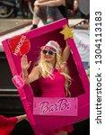 amsterdam  holland   august 4... | Shutterstock . vector #1304113183
