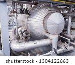 drum for generator steam of... | Shutterstock . vector #1304122663
