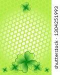 light green saint patrick's day ...   Shutterstock .eps vector #1304251993