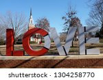 lynchburg  virginia   usa  ... | Shutterstock . vector #1304258770