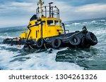 odessa   ukraine   01.30.2019 ... | Shutterstock . vector #1304261326