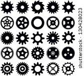 Gear Wheel Collection   Vector...