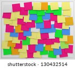 notes   Shutterstock . vector #130432514