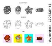 vector illustration of... | Shutterstock .eps vector #1304325466