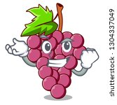 successful red grapes fruit... | Shutterstock .eps vector #1304337049