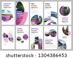 social networks stories design  ... | Shutterstock .eps vector #1304386453