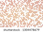 light orange vector template in ... | Shutterstock .eps vector #1304478679