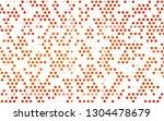 light orange vector template in ... | Shutterstock .eps vector #1304478679