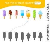 educational  game for children. ... | Shutterstock .eps vector #1304527216
