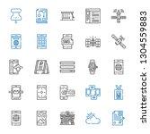 application icons set....
