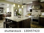 Stock photo kitchen interior home architecture stock images photos of living room dining room bathroom 130457423