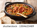 Barbecue Cowboy Beans With...