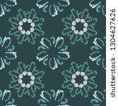 minimal branches elegant... | Shutterstock .eps vector #1304627626