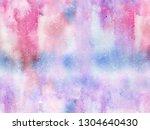 abstract smoky watercolor... | Shutterstock . vector #1304640430