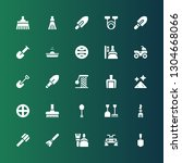 dirt icon set. collection of 25 ... | Shutterstock .eps vector #1304668066