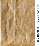 textured obsolete crumpled... | Shutterstock . vector #1304714779