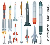 army missile. flight armour...   Shutterstock .eps vector #1304840380