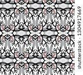 this pattern shows tree... | Shutterstock .eps vector #1304917669