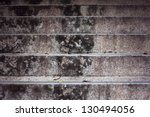 close up stone steps texture... | Shutterstock . vector #130494056