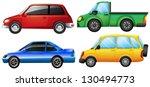 illustration of the four... | Shutterstock .eps vector #130494773