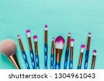 set of various professional... | Shutterstock . vector #1304961043