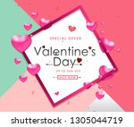 creative poster  banner or... | Shutterstock . vector #1305044719