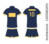 t shirt sport design template... | Shutterstock . vector #1305082693