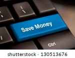 save money for investment... | Shutterstock . vector #130513676