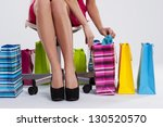 my new clothes | Shutterstock . vector #130520570