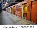 bts mo chit sky train station... | Shutterstock . vector #1305321226