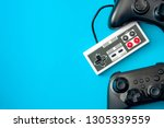 computer games and gaming... | Shutterstock . vector #1305339559