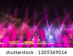 bangkok thailand on december 10 ... | Shutterstock . vector #1305369016