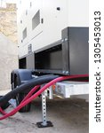standby power natural gas... | Shutterstock . vector #1305453013
