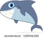 cute animal head set 1 | Shutterstock . vector #130546100
