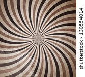 coffee abstract hypnotic... | Shutterstock .eps vector #130554014