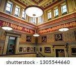 manchester  uk   february  1 ...   Shutterstock . vector #1305544660