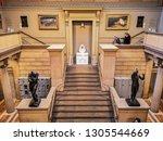 manchester  uk   february  1 ...   Shutterstock . vector #1305544669