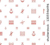 row icons pattern seamless... | Shutterstock .eps vector #1305546496