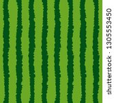 seamless watermelon pattern... | Shutterstock .eps vector #1305553450