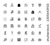 editable 36 share icons for web ...