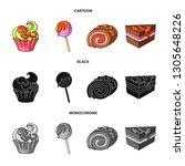 vector illustration of... | Shutterstock .eps vector #1305648226
