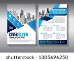 business abstract vector... | Shutterstock .eps vector #1305696250