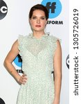 Small photo of LOS ANGELES - FEB 5: Meghann Fahy at the Disney ABC Television Winter Press Tour Photo Call at the Langham Huntington Hotel on February 5, 2019 in Pasadena, CA