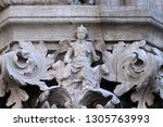 venice  italy   may 28 ... | Shutterstock . vector #1305763993