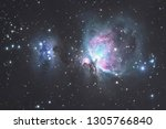 Great Orion Nebula M42  In The...
