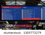 zurich  switzerland   june 23 ...   Shutterstock . vector #1305772279