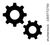 work gear progress icon design...
