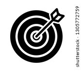 business target icon design...
