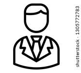 business manager  icon design...